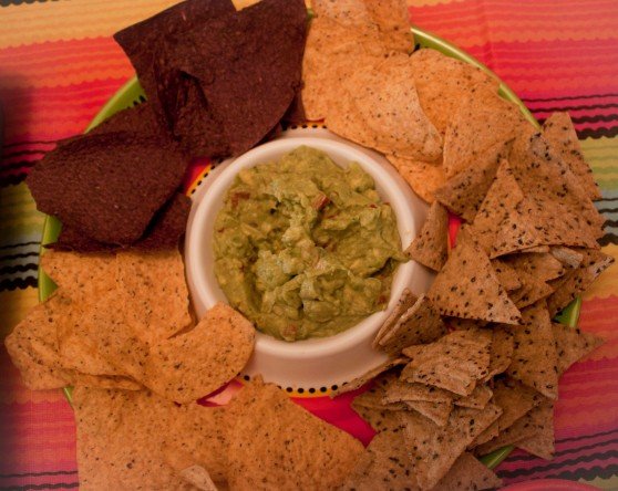Guacamole & Tortilla Chips